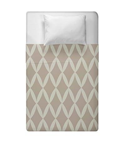e by design Geometric Duvet Cover
