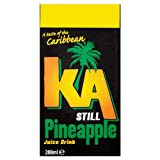KA Still Pineapple Juice Drink 288ml (Pack of 27)