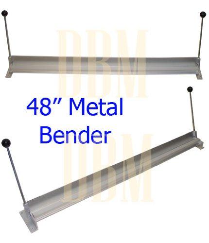 Tool Review 48 Inch Sheet Metal Bending Brake Bender 30