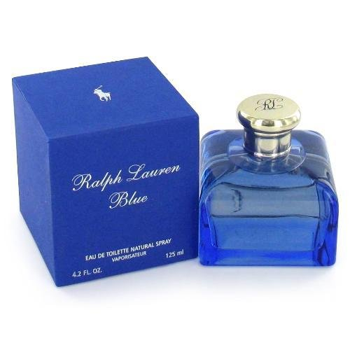 Ralph Lauren Blue Eau de Toilette Spray 125ml