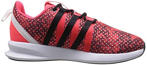 Adidas Originals Women's SL Loop Racer W Sneaker,Shock Red/Black/White,8.5 M US