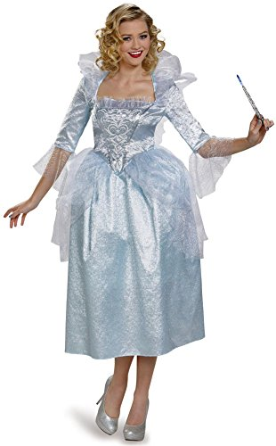 Fairy Godmother Movie Adult Deluxe Costume