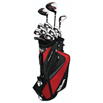 Wilson Profile HL Mens Golf Set