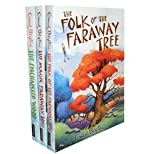 Enid Blyton The Magic Faraway Tree Collection 3 Books Set Pack (The Magic Faraway Tree, The Folk of the Faraway Tree, The Enchanted Wood) (Enid Blyton The Magic Faraway Tree, 1-3)