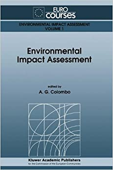 environmental impact assessment book pdf