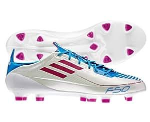 "ADIDAS ""F50 adiZero TRX FG"" chaussure de football homme (U44293) Taille 11 UK"