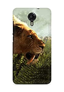 Amez designer printed 3d premium high quality back case cover for Micromax Canvas Xpress 2 E313 (Far cry primal)