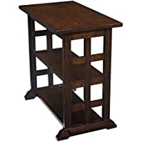 Signature Design by Ashley Braunsen Chair Side End Table (Brown)