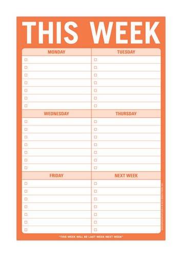 This Week: Pad