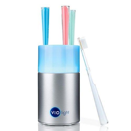 Violife Toothbrush Sanitizer & Storage System 1 Ea