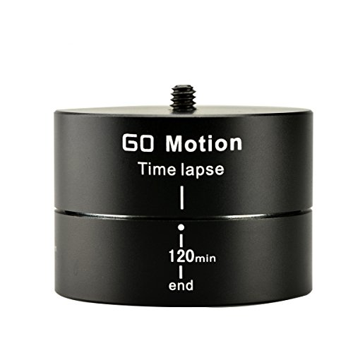 Gemtune LT-003 360° 120 Minutes Rotating Tripod Time Lapse Stabilizer For GoPro Hero 1/2/3/4 and Interchangeable Lens Digital Cameras (Timer Tripod compare prices)