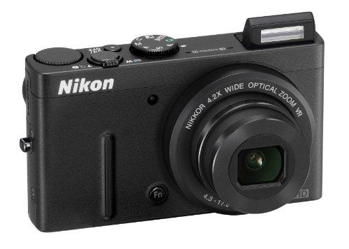 Nikon COOLPIX P310 Compact Digital Camera - Black (16.1MP, 4.2x Optical Zoom) 3 inch LCD