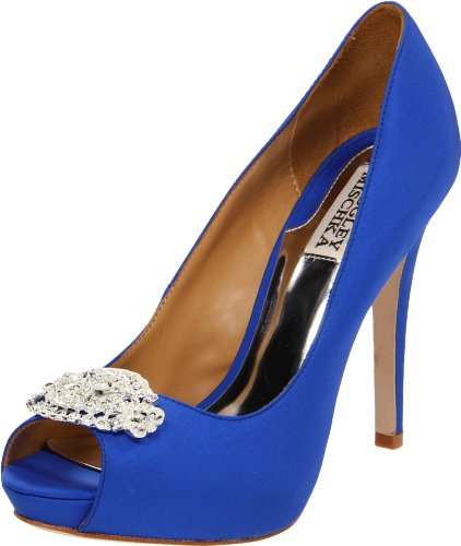Badgley Mischka, Goodie Pump open toe