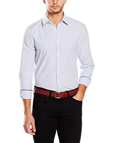 ESPRIT Hemd blau