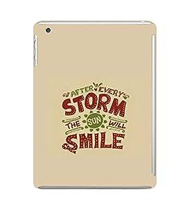 EPICCASE After every storm Mobile Back Case Cover For Apple Ipad Mini 2 (Designer Case)