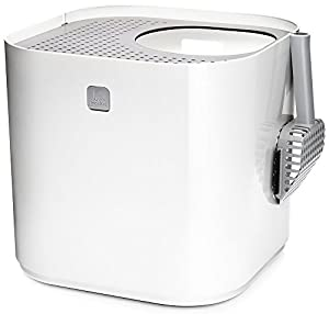 Modko Modkat Litter Box White