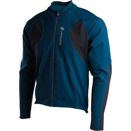 Buy Low Price Hincapie Sportswear Eclipse Jersey – Long-Sleeve – Men's Navy, XL (30430M-049-XL)