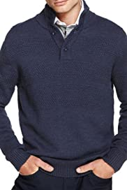 Autograph Funnel Neck Jumper with Wool [T30-1273A-S]