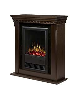 Dimplex DFP18-1041E Bravado II Electric Fireplace, Espresso