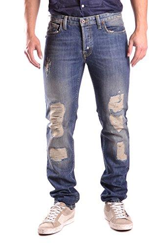 Jeans pr681 Daniele Alessandrini Uomo 30 Blu