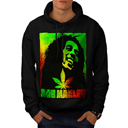 bob-marley-cannabis-fumee-cannabis-homme-nouveau-noir-m-capuchon-wellcoda