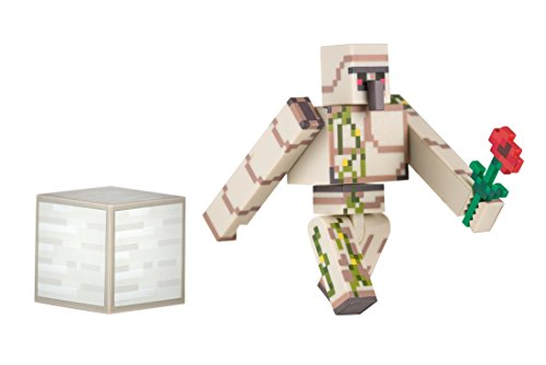 Minecraft Iron Golem Action Figure - 1
