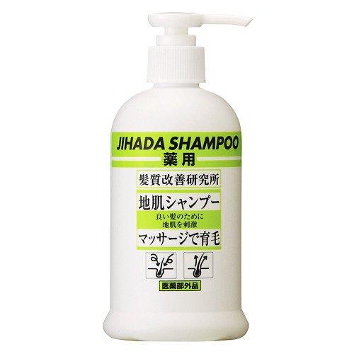 髪質改善 ISLージハダシャンプー 300ml