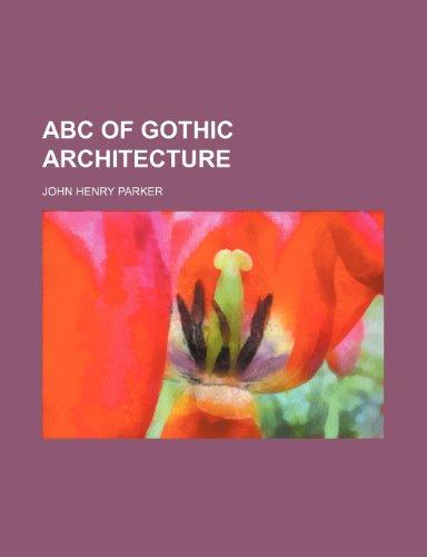 ABC of Gothic architecture
