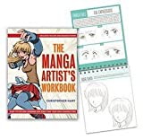 img - for The Manga Artist's Workbook : Easy-To-Follow Lessons for Creating Your Own Characters (Paperback)--by Christopher Hart [2009 Edition] book / textbook / text book