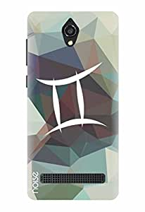 Noise Crsytal Talented Gemini Printed Cover for Micromax Canvas Blaze 4G Q400