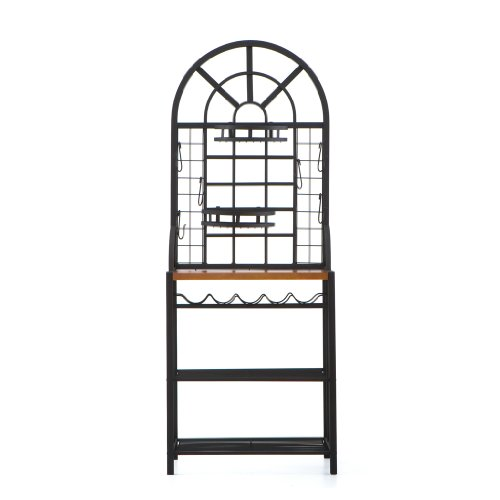 Southern Enterprises Dome Baker's Rack