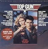TOP GUN SOUNDTRACK LP (VINYL) UK CBS 1986 (Katalog-Nummer: CBS70296)