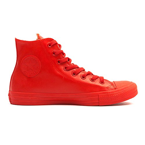 Converse Unisex Chuck Taylor All Star Hi Red Basketball Shoe 8 Men US / 10 Women US