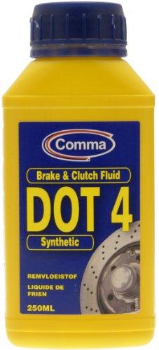 comma-bf4250m-dot-4-synthetic-brake-fluid-250-ml