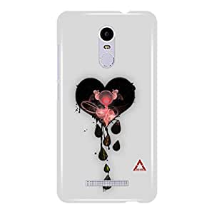 a AND b Designer Printed Mobile Back Cover / Back Case For Xiaomi Redmi Note 3 (RMI_N3_3D_3410)