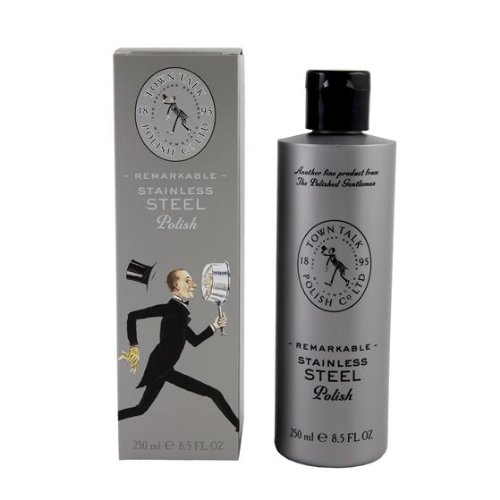 Town Talk Remarkable Stainless Steel Polish 250ml
