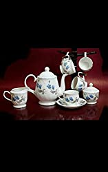 Famacart Home Decor Tableware Serving Tea Set Tea kettle Tea pot...