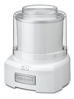 Cuisinart ICE-21 Frozen Yogurt, Ice Cream and Sorbet Maker from Cuisinart