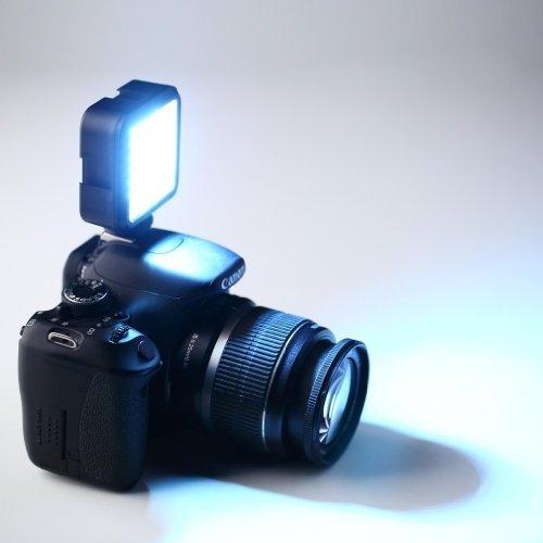 Small W36 36 Led Video Camera Lamp Light For Cannon/Nikon/Sony/Panasonic Dr