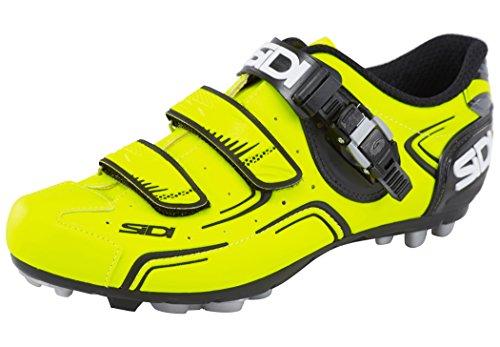 Sidi Mtb Buvel, Scarpe da ciclismo uomo giallo giallo Size: 47