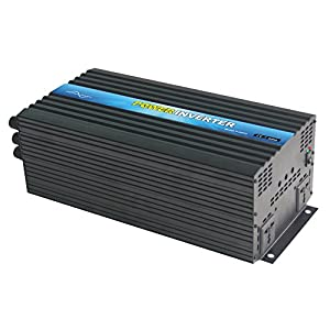 NIMTEK MM3000 Pure Sine Wave Off-grid Inverter, Solar Inverter 3000 Watt 24 Volt DC To 220 Volt AC from NIMTEK