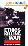 Ethics, Killing and War