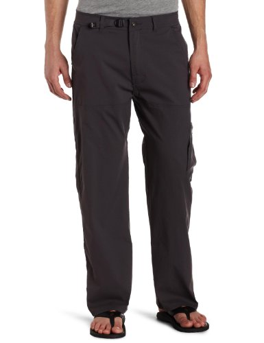 prAna Men's Stretch Zion Pant 30-Inch Inseam, Charcoal, XX-Large