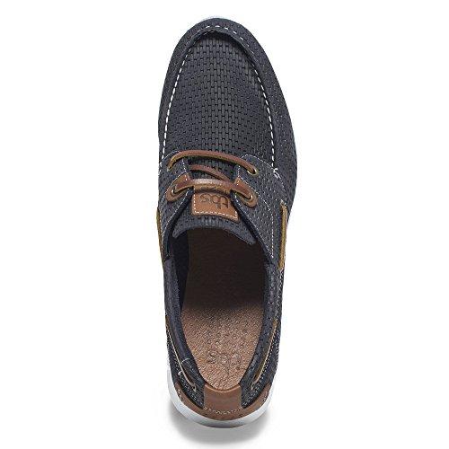 TBSBecket - Sneaker Uomo , Blu (Blu (Navy)), 43