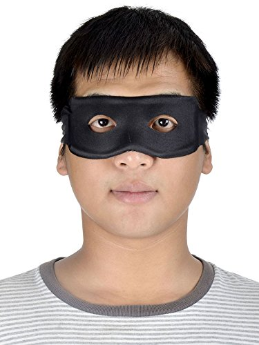 Simplicity® Adults Kids Masquerade Party Zorro Hero Half Eye Mask Face Costume