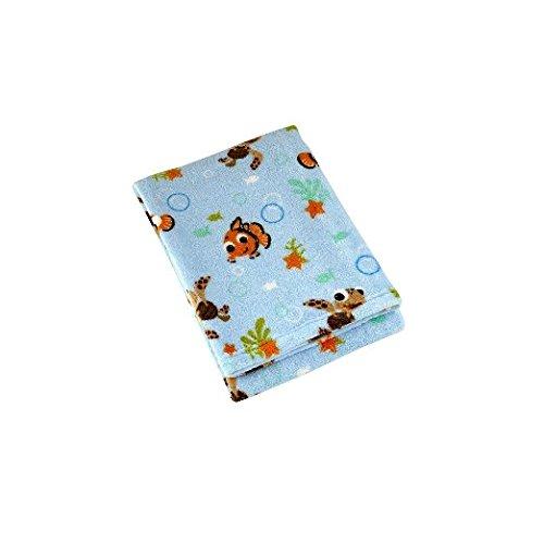 Disney Baby Finding Nemo Plush Blanket - 1