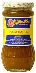 Koon Chun Plum Sauce, 15-Ounce Glass Jars (Pack of 3)