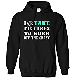 Photographer Shirt Photography (Large,Black)