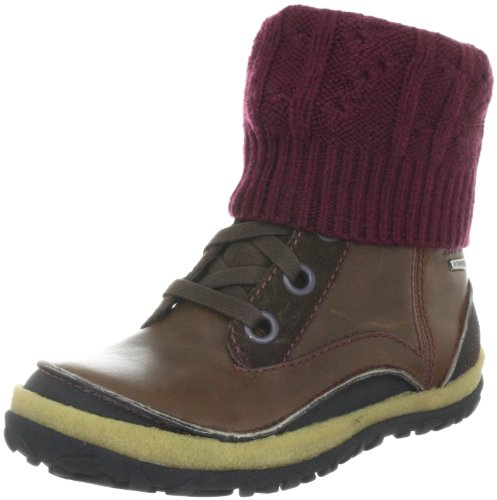 Merrell Women's Dauphine Wtpf Boots J56154_Marron (Espresso) Red 6.5 UK