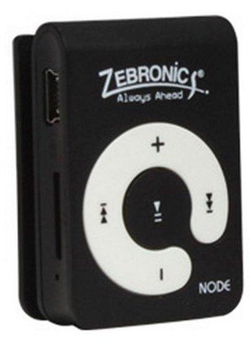 Zebronics Node MP3 Player (Black)
